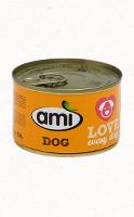 Ami Love vegán nedvestáp kutyáknak 150 g