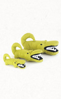 Beco plüssfigura kutyáknak - aligátor