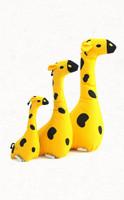 Beco plüssfigura kutyáknak - zsiráf