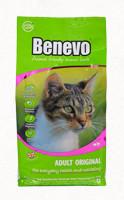 Benevo Cat vegán száraztáp macskáknak 2 kg