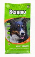 Benevo Dog Organic bio vegán száraztáp kutyáknak 15 kg