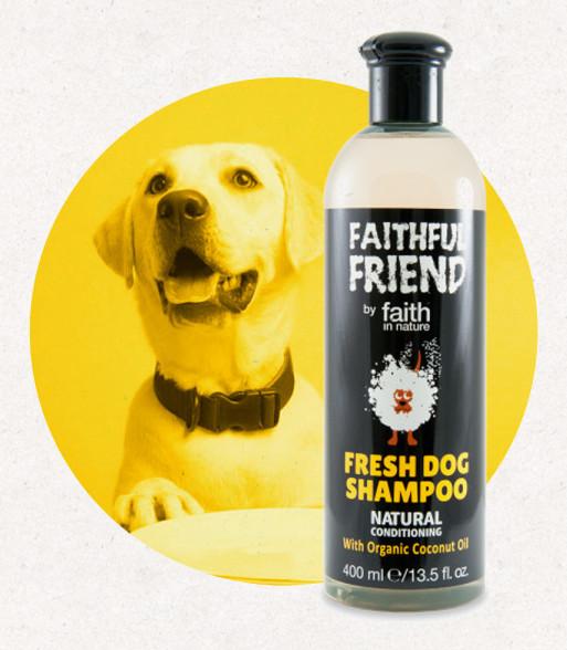 Faithful Friend kókuszos kutyasampon 400 ml