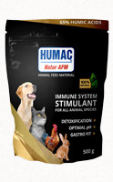 HUMAC Natur AFM huminsav 500 g