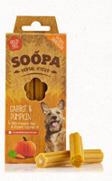 SOOPA Dental Sticks - répával és tökmaggal 100 g