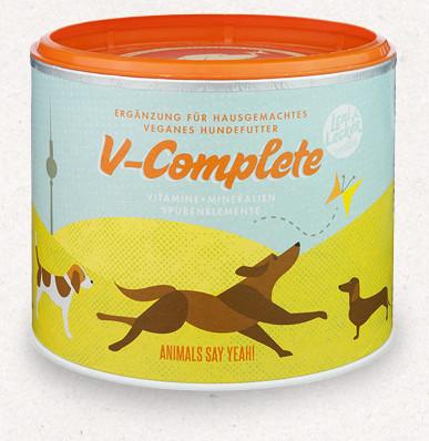 V-Complete vegán táplálékkiegészítő 280 g